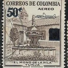 Sellos: COLOMBIA AÉREO YVERT 333. Lote 294918133