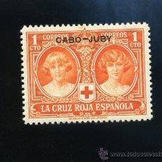 Sellos: CABO JUBY EDIFIL 26 NUEVO. Lote 8505811