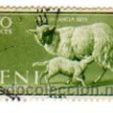 Sellos: IFNI. EDIFIL 153. 1960.PRO-INFANCIA.. Lote 11901081