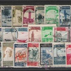 Sellos: MARRUECOS BONITO LOTE DE SELLOS . Lote 18655990