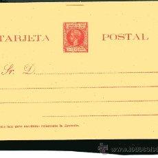 Sellos: FERNANDO POO EDIFIL 11 ENTERO POSTAL NUEVO. Lote 17468177