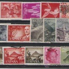 Sellos: COLONIAS ESPAÑOLAS LOTE DE SELLOS . Lote 18861609
