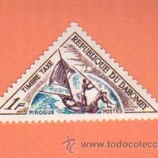 Sellos: PRECIOSO SELLO DE LA REPUBLICA DE DAHOMEY MAS SELLOS EN MI TIENDA VISITALA. Lote 19227526