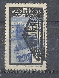 MARRUECOS, PROTECTORADO ESPAÑOL (Sellos - España - Colonias Españolas y Dependencias - África - Marruecos)