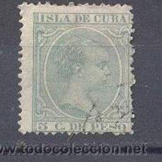 Sellos: CUBA, EX COLONIA ESPAÑOLA- 1890-99. Lote 21881512