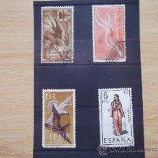 Sellos: IFNI-1957-1969-CON CHARNELA-. Lote 22163333