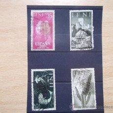 Sellos: IFNI-1953-1962-CON CHARNELA-. Lote 22163369