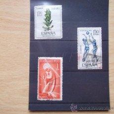 Sellos: SAHARA-FERNANDO POO-1965-1967-CON CHARNELA. Lote 22163424