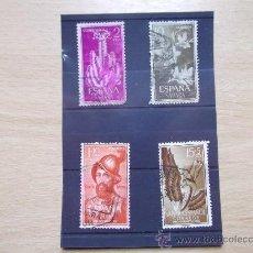 Sellos: SAHARA-AÑOS 60-CON CHARNELA-DIEGO DE HERRERA-1961-. Lote 22163494