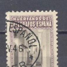 Sellos: TANGER- HUERFANOS DE TELEGRAFOS- OFICINA DE TANGER. Lote 22166943