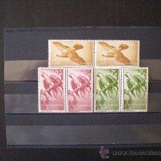 Sellos: MAGNIFICA SERIE DE GUINEA EN PAREJA EDIFIL 365767EN NUEVO **. Lote 22818580