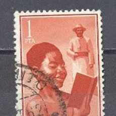 Sellos: RIO MUNI- 1962- USADO. Lote 24552365