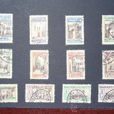 Sellos: SELLOS SERIE COMPLETA AÑO 1946 HUERFANOS DE TELEGRAFOS OFICINA DE TANGER.. Lote 27505512