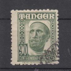 Sellos: ,TANGER 161 USADA, . Lote 154625440