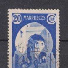 Sellos: ,MARRUECOS 199 USADA, TETUAN. Lote 255009570