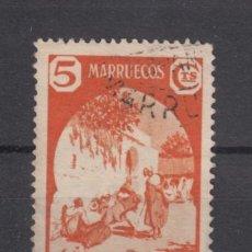 Sellos: ,MARRUECOS 196 USADA, CARTA DE ESPAÑA . Lote 58567584