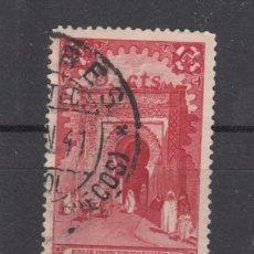Sellos: ,MARRUECOS 164 USADA, SOBRECARGADO,. Lote 256069540