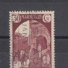 Sellos: ,MARRUECOS 140 USADA, TETUAN. Lote 256069895