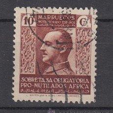 Timbres: ,MARRUECOS BENEFICENCIA 3 USADA, GENERAL FRANCO,. Lote 277649998