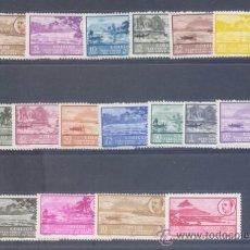 Sellos: GUINEA 277/293 **. Lote 29145286