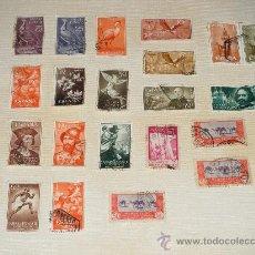 Sellos: LOTE SELLOS USADOS DEL SAHARA ESPAÑOL. Lote 29336441
