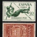 Sellos: S-4703- FERNANDO POO . DIA DEL SELLO 1965. Lote 31213558