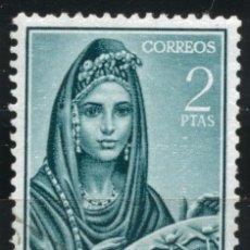 Sellos: COLONIAS ESPAÑOLAS SAHARA, EDIFIL 233, USADO. Lote 31271145