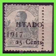 Sellos: GUINEA 1918 ALFONSO XIII, EDIFIL Nº 127 * . Lote 32961042