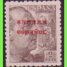Sellos: SAHARA 1941 SELLOS DE ESPAÑA HABILITADOS, EDIFIL Nº 60 *. Lote 33007412