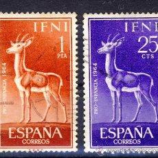 Sellos: IFNI.- PRO-INFANCIA 1964.- USADO.- (1). Lote 34231622