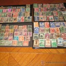 Sellos: 125 SELLOS DIFERENTES DE MARRUECOS. VER DESCRIPCIÓN. Lote 35008075