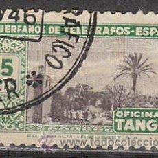 Sellos: TANGER, SELLO DE HUERFANOS DE TELEGRAFOS DE 5 PESETAS. Lote 35736547