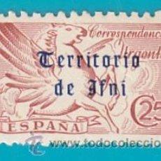 Sellos: IFNI 1948, EDIFIL 56, SELLOS DE ESPAÑA, NUEVO/S SIN FIJASELLOS. Lote 36281639