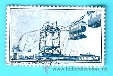 IFNI 1965, EDIFIL 210, XXV AÑOS DE PAZ, USADO/S (Sellos - España - Colonias Españolas y Dependencias - África - Ifni)