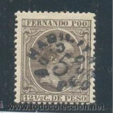 Sellos: FERNANDO POO.- . Lote 38883901