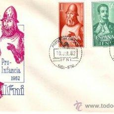 Sellos: ESPAÑA SPD LOTE 256 Nº187/ 89 PRO INFANCIA.. Lote 38920617