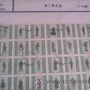 Sellos: LOTE DE 56 SELLOS DE AJMAN . TEMA SOLDADOS.1972. Lote 39859801