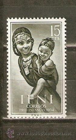 IFNI EDIFIL NUM. 116 ** NUEVO SIN FIJASELLOS (Sellos - España - Colonias Españolas y Dependencias - África - Ifni)