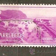 Sellos: MARRUECOS ZONA NORTE EDIFIL NUM. 6 USADO. Lote 58016491