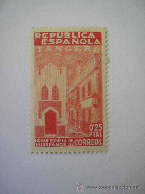 SELLO DE ESPAÑA-TÁNGER (Sellos - España - Colonias Españolas y Dependencias - África - Tanger)