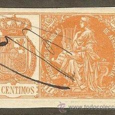 Sellos: FISCALES - PÓLIZA 1903 ÁFRICA OCCIDENTAL. Lote 44895446