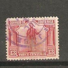 Sellos: LOTE E-SELLOS SELLO- COSTA RICA ANTIGUO. Lote 45000535
