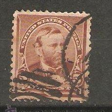 Selos: LOTE D-SELLOS SELLO ESTADOS UNIDOS AÑO 1879-1893. Lote 102065915