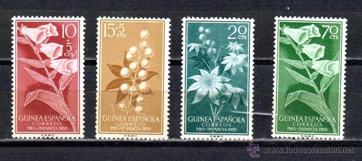 GUINEA ED.Nº 391/94** (Sellos - España - Colonias Españolas y Dependencias - África - Guinea)