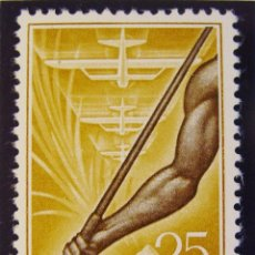 Sellos: GUINEA 1957 - VUELO ESCUADRILLA ATLANTIDA - EDIFIL Nº 368. Lote 45861078