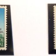 Sellos: SELLOS GUINEA ECUATORIAL 1971. 2 VALORES NUEVOS.. Lote 46739442