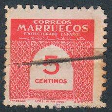 Sellos: MARRUECOS, ARABESCO DE 5 CENTIMOS, USADO. Lote 48195468