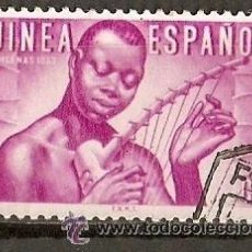 Timbres: GUINEA ESPAÑOLA EDIFIL NUM. 322 USADO. Lote 49500619