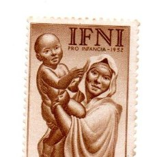 Sellos: IFNI-1952-EDIFIL 79-NUEVOS. Lote 49772762