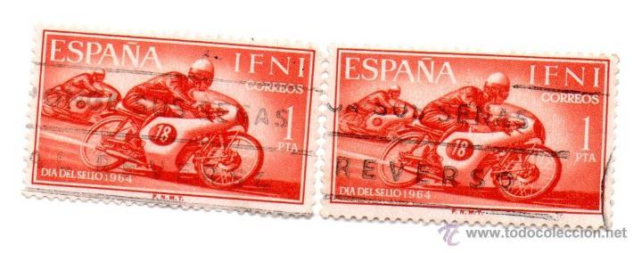 IFNI -1964-EDIFIL 207.2-USADO (Sellos - España - Colonias Españolas y Dependencias - África - Ifni)